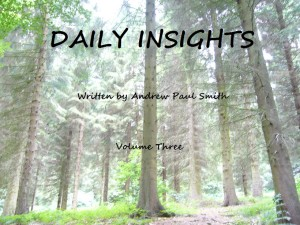 Daily Insights Volume Three Cover