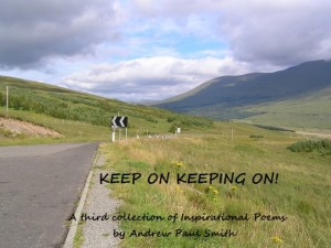 keep on keeping on Vol 3 poems collection